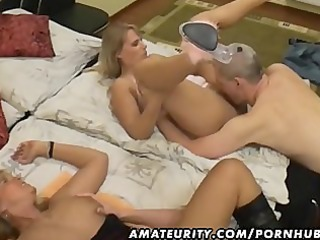 amateur groupsex with 11 chicks and 6 dicks