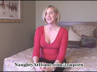 older wife acquires creampie