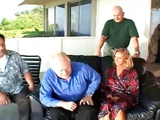 cuckold group sex gang team fuck delight with