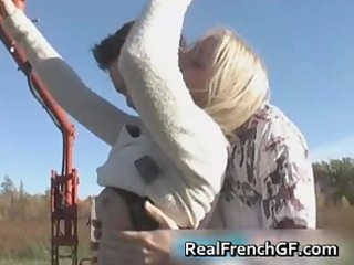 coarse french girlfriend fucking part11