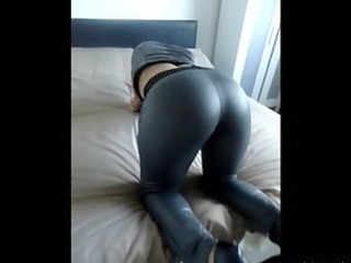 large ass hotty candid a-hole tease & arse
