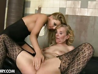 granny acquires mistreated by a young cutie